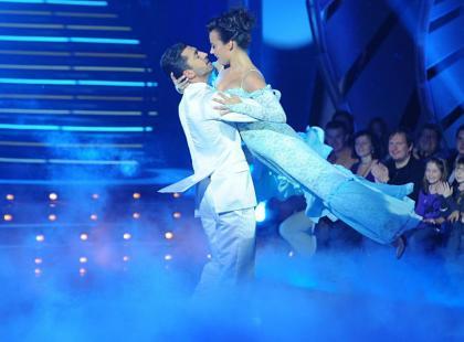 Taniec z gwiazdami: Perfekcyjny walc Muchy