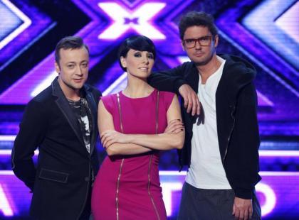 "Tatiana Okupnik w jury ""X Factor II"""