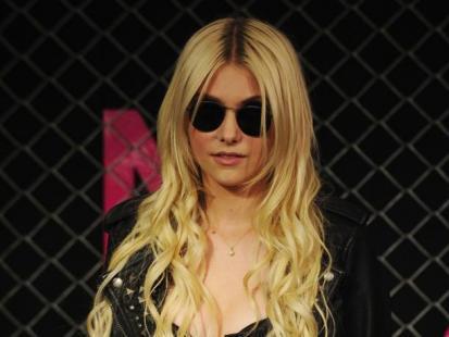 Taylor Momsen twarzą kolekcji Madonny