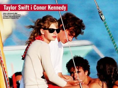 Taylor Swift i Conor Kennedy - Ulubieńcy ameryki