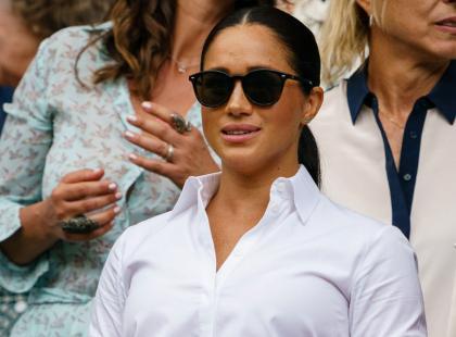 Te buty kocha księżna Meghan! Kupisz je w H&M na wyprzedaży
