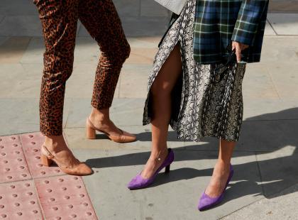 Te buty warto mieć! 10 par modnych czółenek na wiosnę 2019