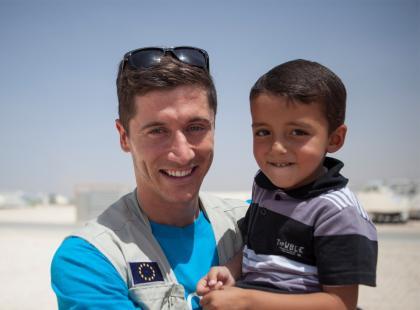 Te gwiazdy wspierają UNICEF