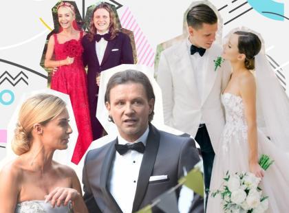 Te gwiazdy wzięły ślub w 2016 roku!