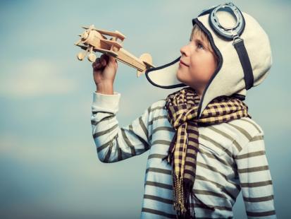 Te zabawy uczynią z twojego dziecka geniusza!