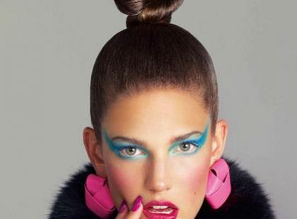 Technicolor - makijażowe szaleństwo!