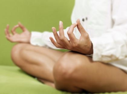 Technika medytacyjna - skanowanie ciała
