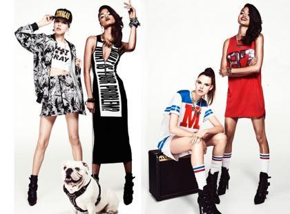 Tego lata postaw na gangsterki look od H&M