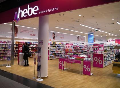 Tej promocji w Hebe nie możesz przegapić! Ulubione kosmetyki do makijażu kupisz aż o 40% taniej
