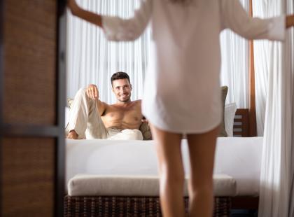 Temperatura zbyt wysoka na seks? Poznaj nasze sposoby na igraszki w czasie upałów!