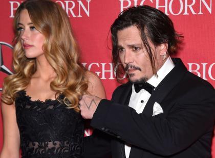 Ten gest zaskoczył świat. To oznacza, że Amber Heard była ofiarą tego związku?