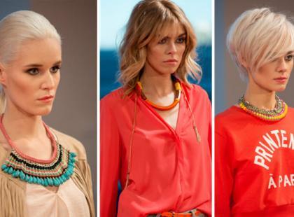 Tendy w koloryzacji włosów wiosna-lato 2015