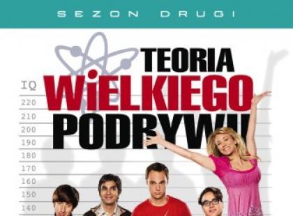 """""""Teoria wielkiego podrywu"""" sezon 2 już na DVD!"""