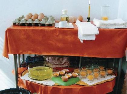 Terapia jajem – potrzebne akcesoria