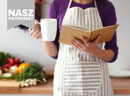 Teraz możesz doskonalić się w gotowaniu dzięki tej książce