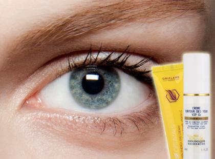 Test 5 nowych kremów pod oczy