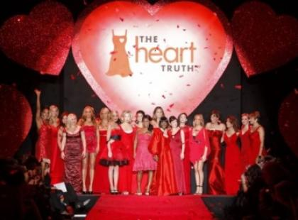 The Heart Truth's Red Dress Collection 2009