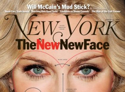 The New Face. Gwiazdy pod lupą chirurga plastycznego