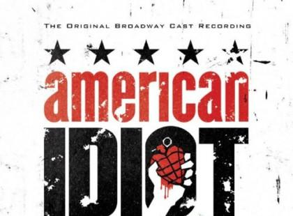 The Original Broadway Cast Recording 'American Idiot' feat. Green Day
