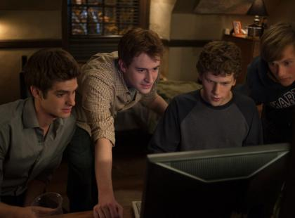 """The social network"" - We-Dwoje.pl recenzuje"