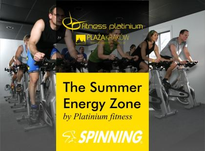 The Summer Energy Zone w sercu Krakowa!