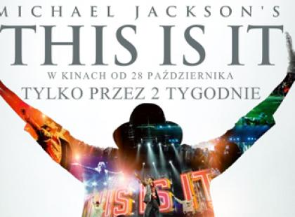 """This Is It"" - We-dwoje recenzuje"