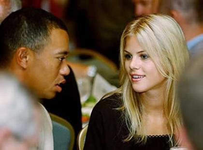Tigera Woodsa upadku ciąg dalszy