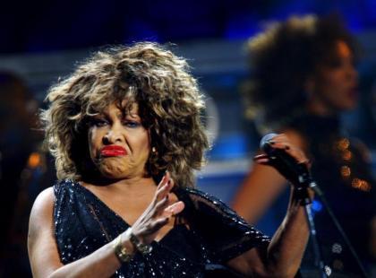 Tina Turner ciągle w formie