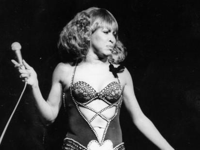 Tina Turner na estradzie