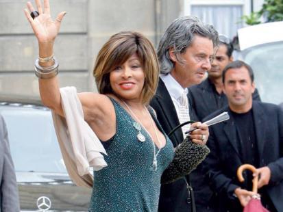 Tina Turner - nie do zdarcia