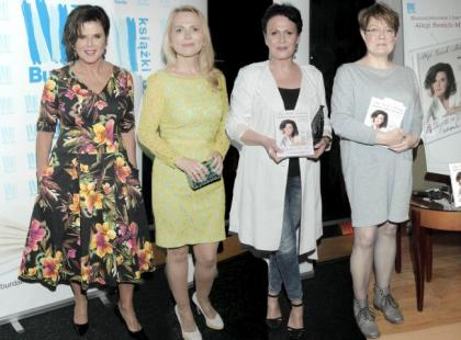 Tłum gwiazd na premierze książki Alicji Resich-Modlińskiej
