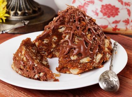 To będzie hit tegorocznych świąt! Jeżeli jeszcze nigdy nie robiłaś ciasta Góry Lodowej, czas to nadrobić!