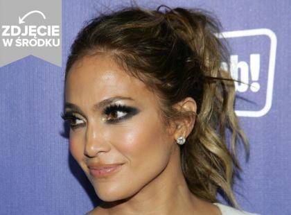 To chyba najsłodsza fotka J. Lo, jaką widziałyśmy!