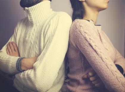 To, co mi się przydarzyło, było pokłosiem podświadomych obaw oprzyszłość mojego małżeństwa