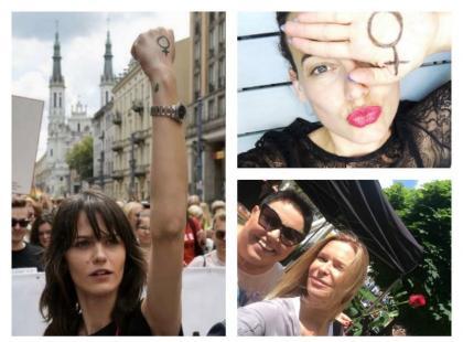 To działo się w weekend: Młynarska, Wellman, Dyks, Rubik inni wzięły udział w #marszgodności