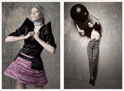 To idzie młodość –  początkujący projektanci mody