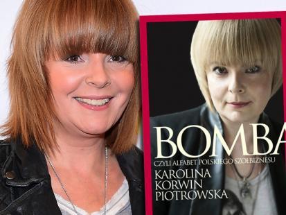 """To jest hit: """"Bomba"""" Karoliny Korwin Piotrowskiej bestsellerem!"""