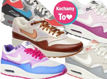 To jest hit! Kultowe buty Nike Air Max