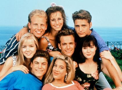 """To już 27 lat od pierwszego odcinka """"Beverly Hills 90210"""". Zobacz, jak zmieniły się gwiazdy"""