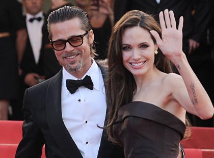 To już koniec! Angelina Jolie i Brad Pitt rozwiedli się
