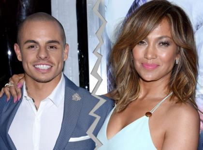 To koniec związku Jennifer Lopez i Caspera Smarta