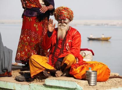 """""""To najbardziej mistyczne miejsce na ziemi"""" - Varanasi nad Gangesem oczami Beaty Pawlikowskiej"""