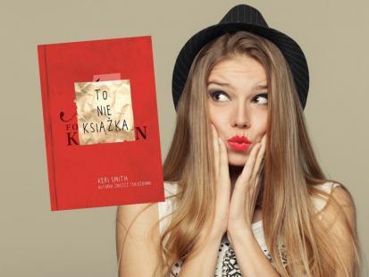 """""""To nie książka"""" - nowy pomysł Keri Smith"""