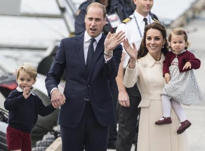 To ona wychowa przyszłego króla! Kim jest opiekunka dzieci Kate i Williama?