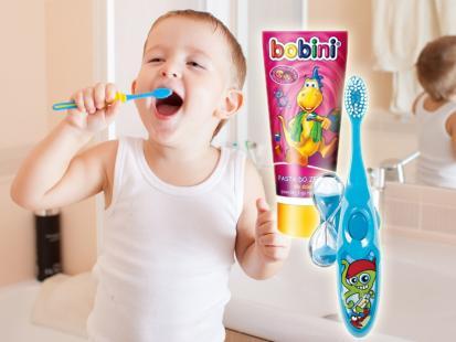 To pomoże ci zadbać o zęby malucha!