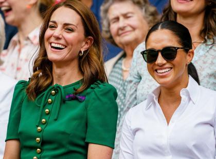 To ulubione buty na lato Kate i Meghan. W tym roku są szalenie modne!
