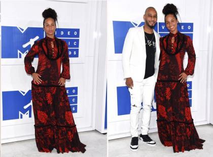 To wymagało odwagi. Alicia Keys na największej gali muzycznej w wersji #nomakeup