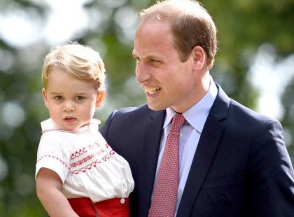 To zdjęcie królewskiej rodziny rozczuli cię i rozbawi do łez