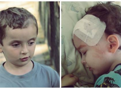 """""""To, że to dziecko wciąż żyje, ociera się o cud"""". Dramatyczna walka o życie 6-letniego Patryka trwa. Ale czasu coraz mniej"""