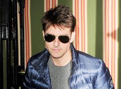 Tom Cruise - Casting na żonę